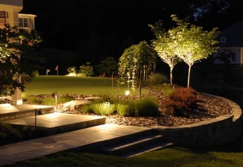 Henry Buder 39 S Landscape Restoration Outdoor Low Voltage